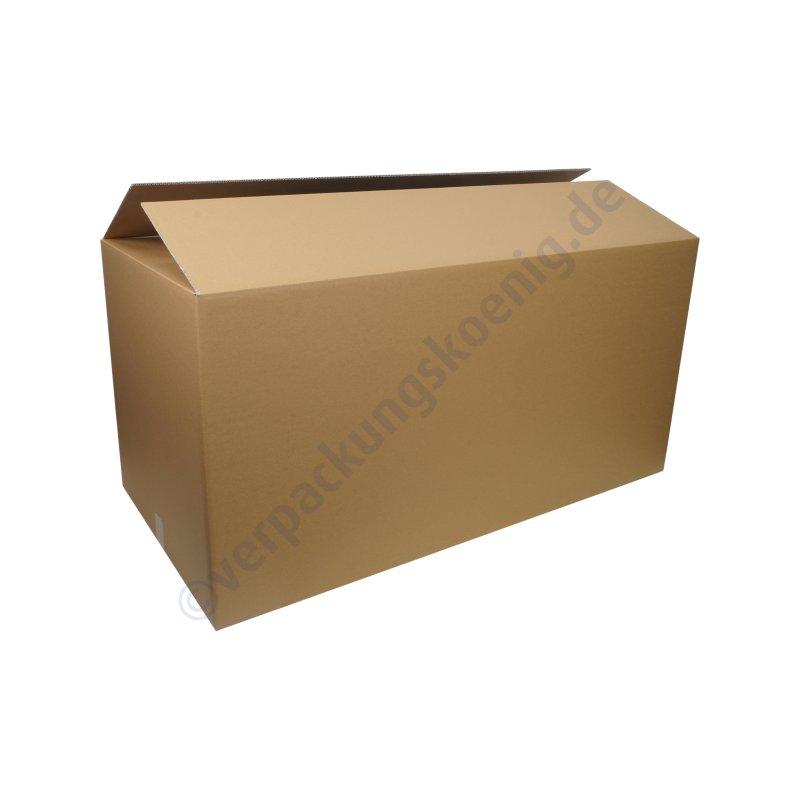 faltkarton 1200 x 600 x 600 mm au enma e 2 wellig braun dhl paket verpackung. Black Bedroom Furniture Sets. Home Design Ideas
