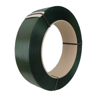 PET-Umreifungsband 15,5 mm x 0,90 mm, 1500 m/Rolle